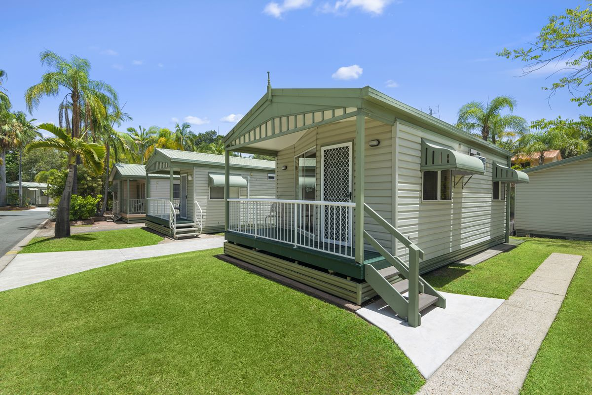 Hibiscus Chalet Budget Gold Coast Holiday Cabin Accommodation