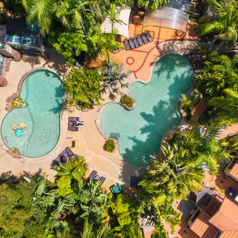 Ashmore Palms Gold Coast Holiday Park Accommodation