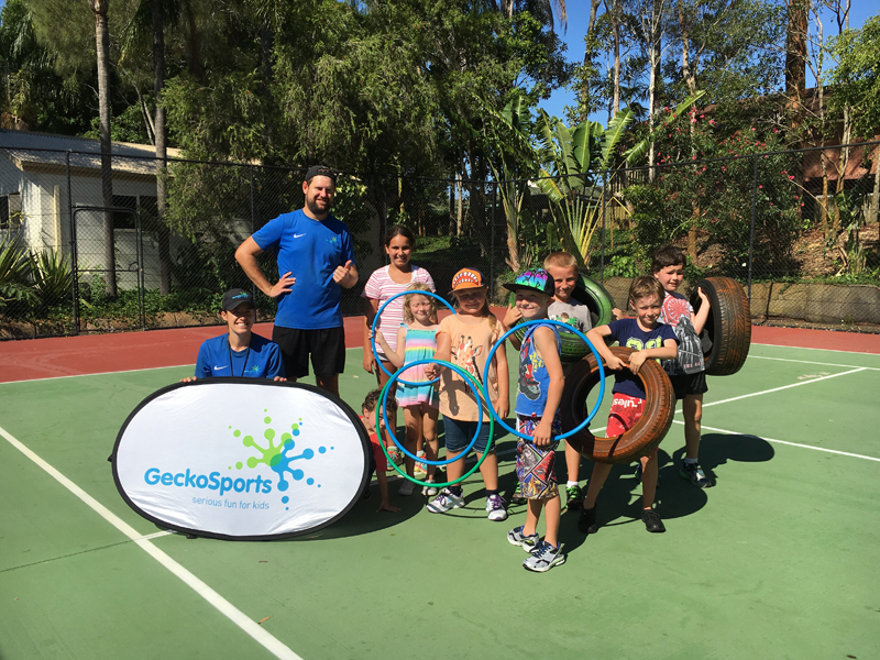 Kid's Mini Olympics at Ashmore Palms