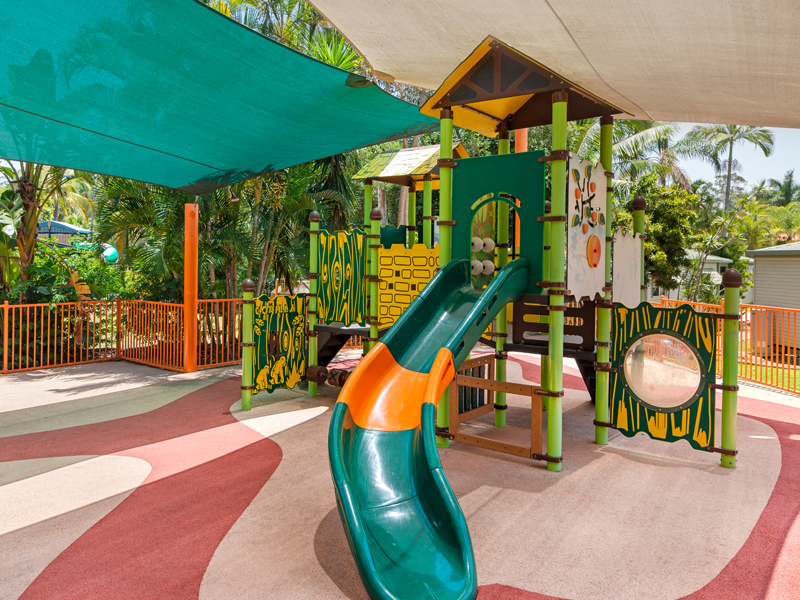 Junior Jungle Playground at Ashmore Palms