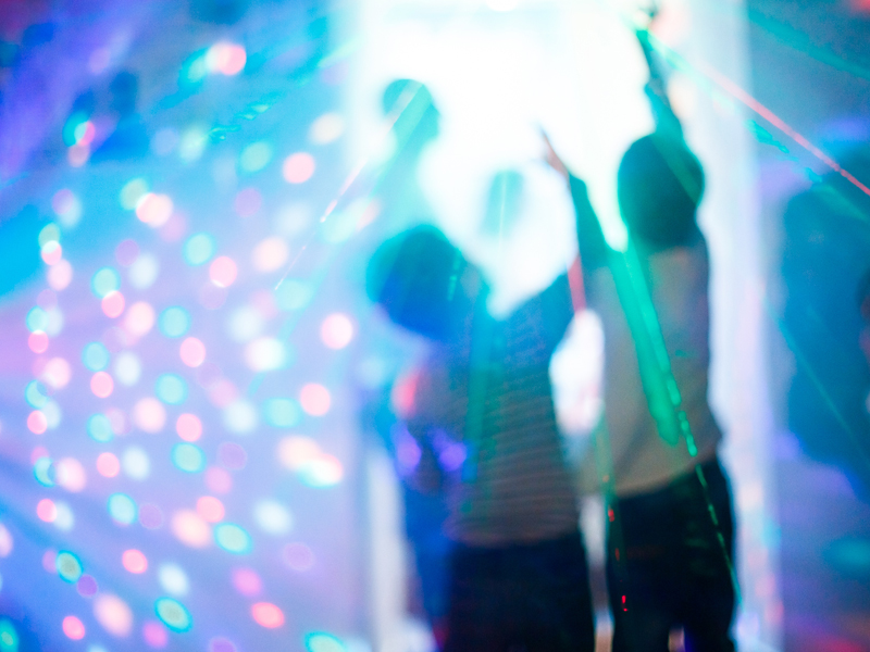 Kid's Disco's at Ashmore Palms