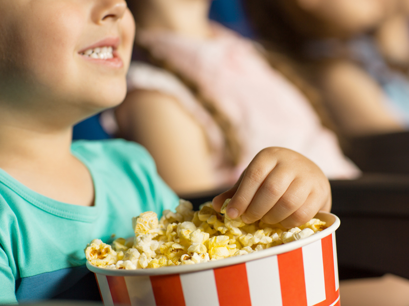 Kids' Movie Nights at Ashmore Palms