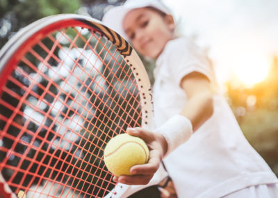 Kids' Tennis at Ashmore Palms
