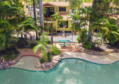 Macaw Mansions & Waterfall Lagoon at Ashmore Palms