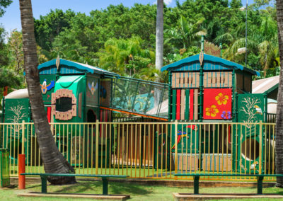Macca's Madhouse Playground at Ashmore Palms