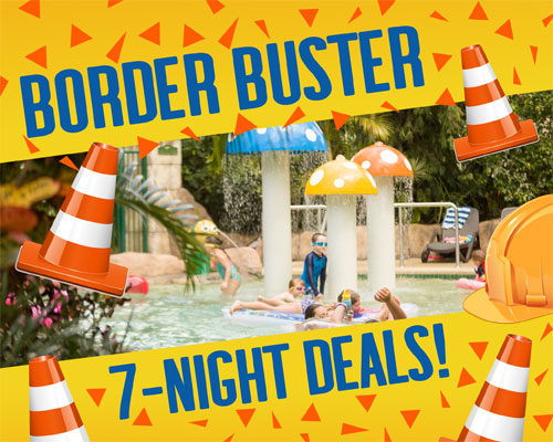 Border Buster Gold Coast Holiday Deals