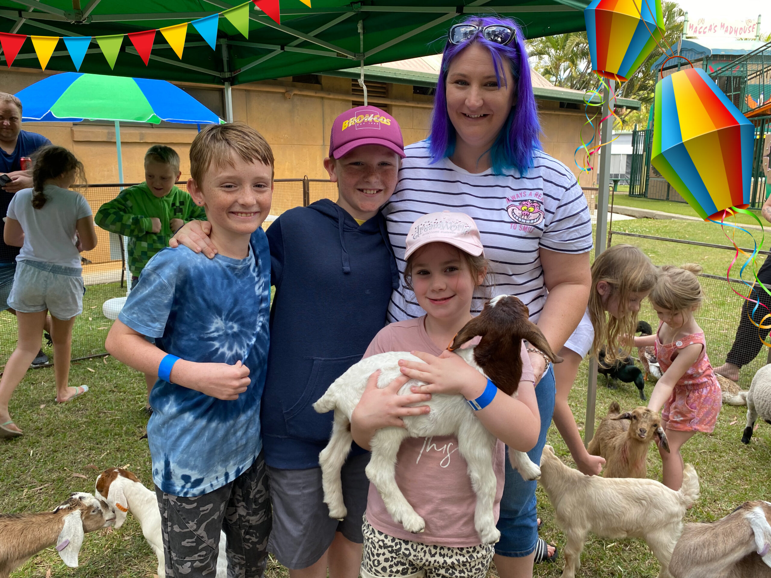Festive Holiday Fun at Ashmore Palms Gold Coast