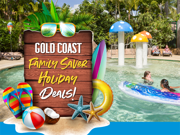 Gold Coast Family Holiday Saver Deals at Ashmore Palms